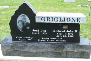 GRIGLIONE, RICHARD JOHN II - Madison County, Iowa   RICHARD JOHN II GRIGLIONE