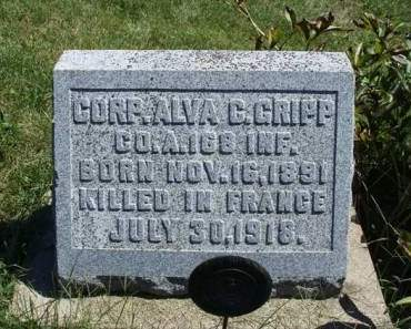 GRIPP, ALVA CARL, CORP. - Madison County, Iowa | ALVA CARL, CORP. GRIPP