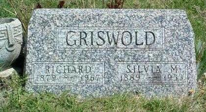 GRISWOLD, SYLVIA MAY - Madison County, Iowa | SYLVIA MAY GRISWOLD