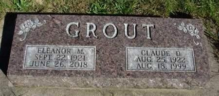 GROUT, CLAUDE DWIGHT - Madison County, Iowa | CLAUDE DWIGHT GROUT