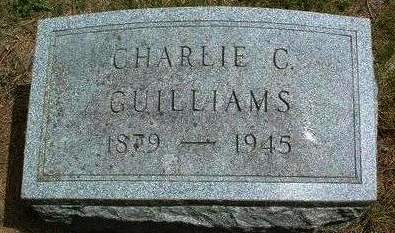 GUILLIAMS, CHARLES CLARENCE - Madison County, Iowa | CHARLES CLARENCE GUILLIAMS