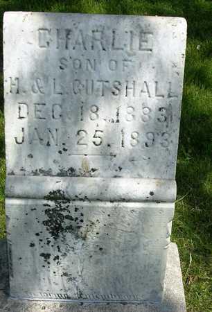 GUTSHALL, CHARLIE - Madison County, Iowa | CHARLIE GUTSHALL
