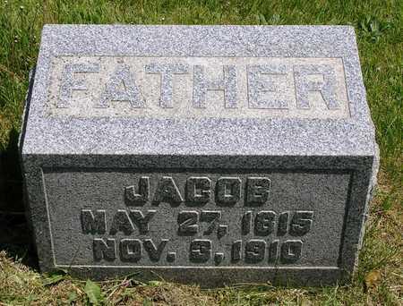 GUTSHALL, JACOB M. - Madison County, Iowa   JACOB M. GUTSHALL