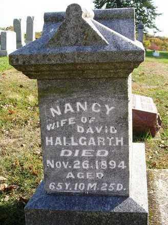 HALLGARTH, NANCY - Madison County, Iowa | NANCY HALLGARTH