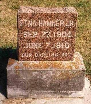 HAMNER, ETNA JR. - Madison County, Iowa | ETNA JR. HAMNER