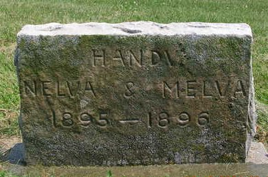 HANDY, NELVA - Madison County, Iowa | NELVA HANDY