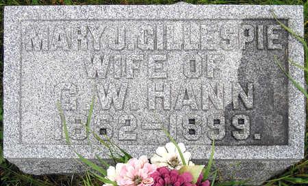 HANN, MARY JANE - Madison County, Iowa | MARY JANE HANN