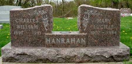 HANRAHAN, CHARLES WILLIAM - Madison County, Iowa | CHARLES WILLIAM HANRAHAN