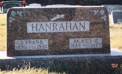 HANRAHAN, J. FRANK - Madison County, Iowa | J. FRANK HANRAHAN