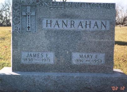 HANRAHAN, JAMES E. - Madison County, Iowa | JAMES E. HANRAHAN