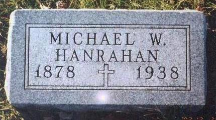 HANRAHAN, MICHAEL WILLIAM - Madison County, Iowa | MICHAEL WILLIAM HANRAHAN