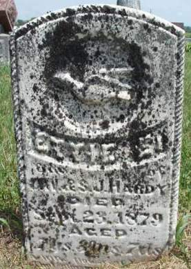 HARDY, ETTIE E. - Madison County, Iowa | ETTIE E. HARDY