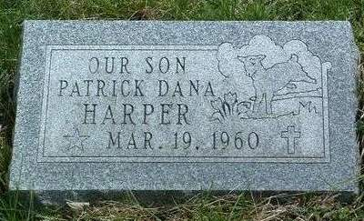 HARPER, PATRICK DANA - Madison County, Iowa   PATRICK DANA HARPER
