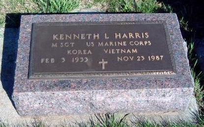 HARRIS, KENNETH LEE - Madison County, Iowa | KENNETH LEE HARRIS