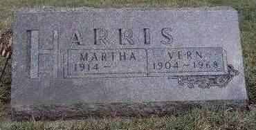 RICE HARRIS, MARTHA A. - Madison County, Iowa | MARTHA A. RICE HARRIS