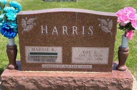 HARRIS, ROY E. - Madison County, Iowa | ROY E. HARRIS