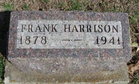 HARRISON, FRANK - Madison County, Iowa | FRANK HARRISON