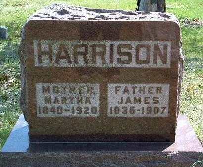 HARRISON, MARTHA - Madison County, Iowa | MARTHA HARRISON