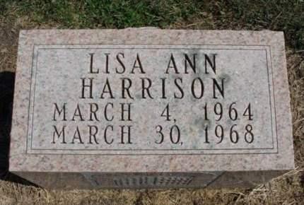 HARRISON, LISA ANN - Madison County, Iowa | LISA ANN HARRISON