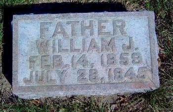 HARRISON, WILLIAM J - Madison County, Iowa | WILLIAM J HARRISON