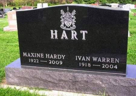 HART, IVAN WARREN - Madison County, Iowa | IVAN WARREN HART