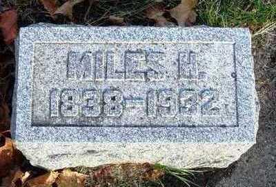 HART, MILES HARVEY - Madison County, Iowa | MILES HARVEY HART