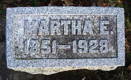 HART, MARTHA ELLEN - Madison County, Iowa   MARTHA ELLEN HART