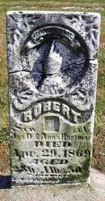 HARTMAN, ROBERT - Madison County, Iowa | ROBERT HARTMAN