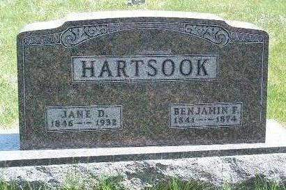 HARTSOOK, BENJAMIN FRANKLIN - Madison County, Iowa | BENJAMIN FRANKLIN HARTSOOK