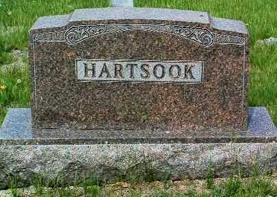 HARTSOOK, FAMILY HEADSTONE - Madison County, Iowa   FAMILY HEADSTONE HARTSOOK