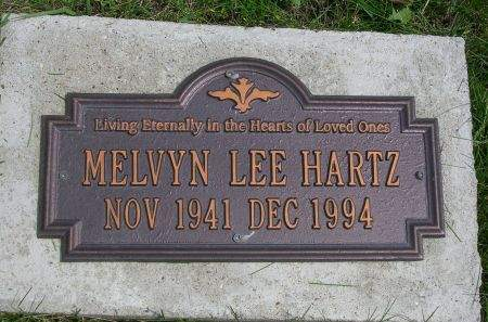 HARTZ, MELVYN  LEE - Madison County, Iowa | MELVYN  LEE HARTZ