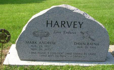 HARVEY, MARK ANDREW - Madison County, Iowa | MARK ANDREW HARVEY