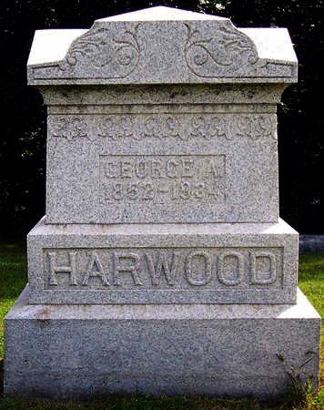 HARWOOD, GEORGE A. - Madison County, Iowa   GEORGE A. HARWOOD