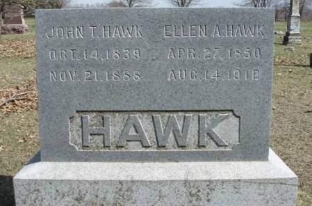 HAWK, JOHN THOMAS - Madison County, Iowa | JOHN THOMAS HAWK