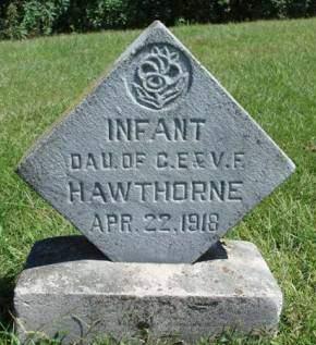 HAWTHORNE, INFANT - Madison County, Iowa | INFANT HAWTHORNE