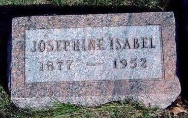 HAXTON, JOSEPHINE ISABEL - Madison County, Iowa | JOSEPHINE ISABEL HAXTON