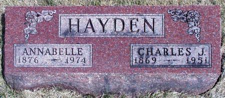 HAYDEN, ANNABELLE - Madison County, Iowa | ANNABELLE HAYDEN