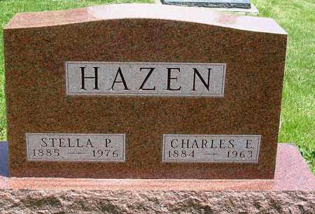 HAZEN, CHARLES EVERETT - Madison County, Iowa   CHARLES EVERETT HAZEN