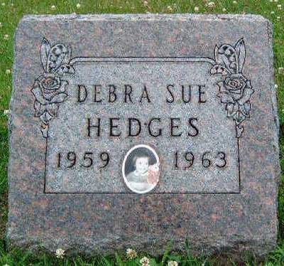 HEDGES, DEBRA SUE - Madison County, Iowa   DEBRA SUE HEDGES