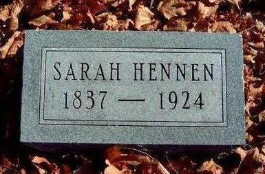 HENNEN, SARAH C. - Madison County, Iowa | SARAH C. HENNEN