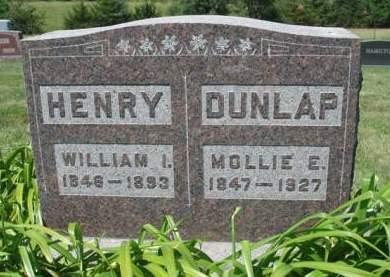 HENRY, WILLIAM ISAIAH - Madison County, Iowa | WILLIAM ISAIAH HENRY