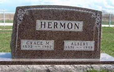 HERMON, GRACE MILDRED - Madison County, Iowa | GRACE MILDRED HERMON