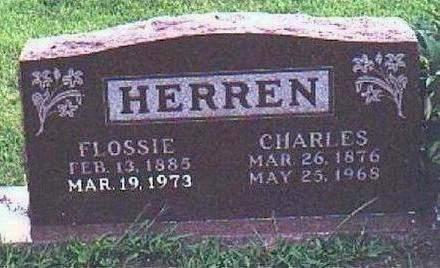 HERREN, CHARLES E. - Madison County, Iowa | CHARLES E. HERREN