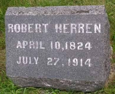HERREN, ROBERT MORRIS - Madison County, Iowa | ROBERT MORRIS HERREN