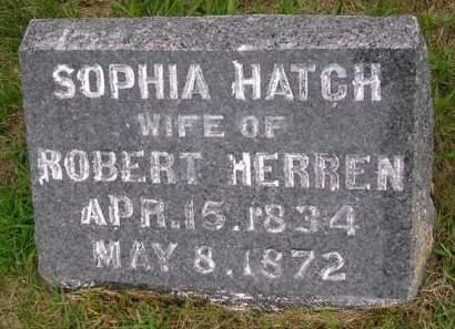 HERREN, SOPHIA - Madison County, Iowa | SOPHIA HERREN