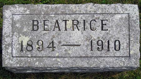 HIATT, BEATRICE - Madison County, Iowa | BEATRICE HIATT