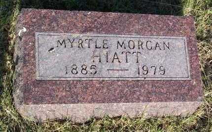 HOOTON, MYRTLE MAY - Madison County, Iowa   MYRTLE MAY HOOTON