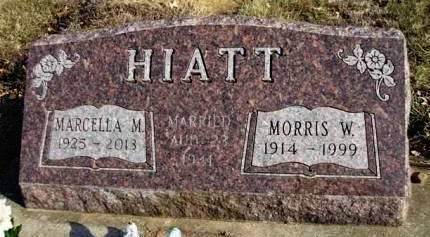 HIATT, MORRIS W. - Madison County, Iowa | MORRIS W. HIATT