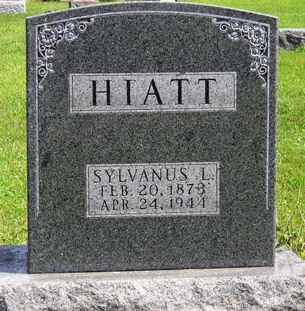 HIATT, SYLVANUS LOY - Madison County, Iowa | SYLVANUS LOY HIATT