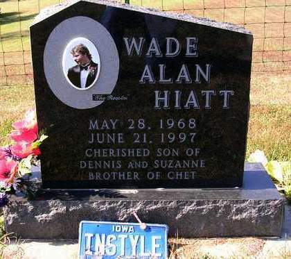HIATT, WADE ALAN - Madison County, Iowa | WADE ALAN HIATT